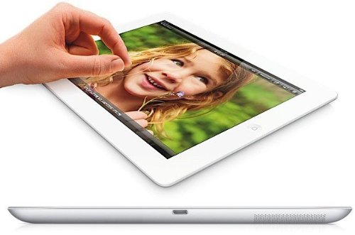 Apple iPad Retinaディスプレイモデル(第4世代) ホワイト 32GB Wi-Fiモデル