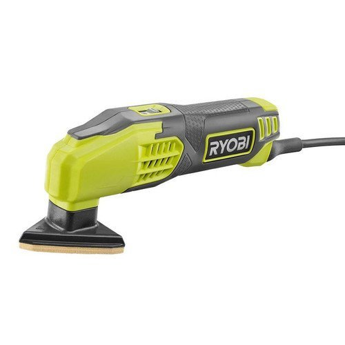 Ryobi ZRDS1200 0.4 Amp Corded 2-7/8 in. Detail Sander (Certified Refurbished) (Triangular Detail Sander compare prices)