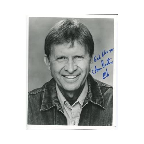 Tom Lester Green Acres Eb Dawson Signed Autograph Photo - Memorabilia