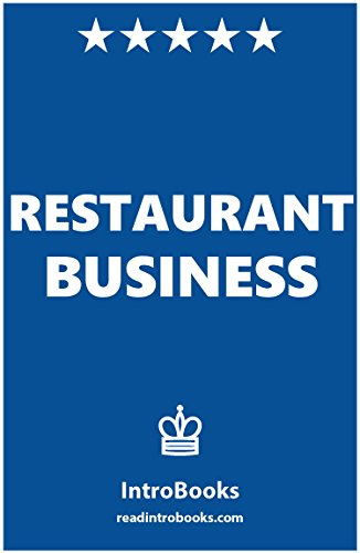 Restaurant Business (Restaurants That Start With compare prices)