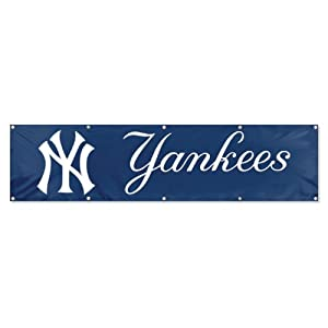 MLB New York Yankees 8 Foot Banner by Party Animal