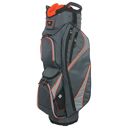 datrek-dg-lite-cart-bag-charcoal-silver-orange