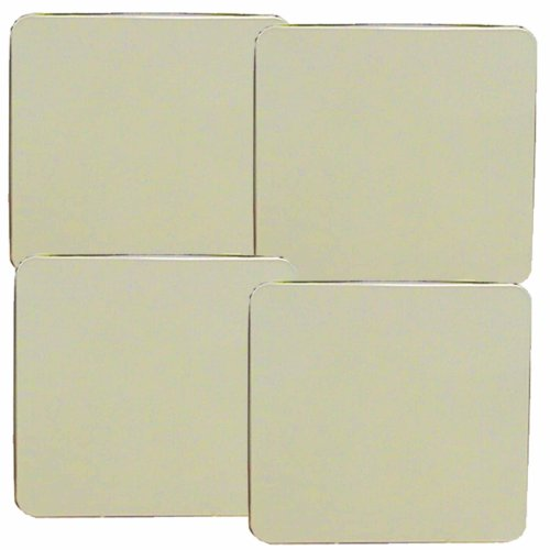 Reston Lloyd Gas Burner Covers, Set Of 4, Almond