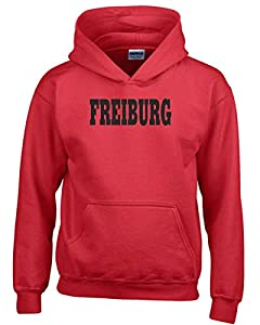 Cotton Island - Sweatshirt Hoodie fur Kinder WC0806 FREIBURG GERMANY CITY