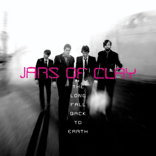 The Long Fall Back to Earth by Jars of Clay album cover
