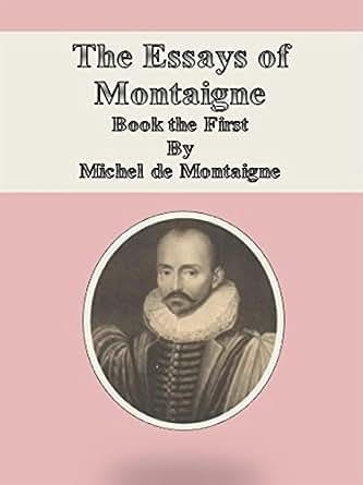 summary of montaigne essays