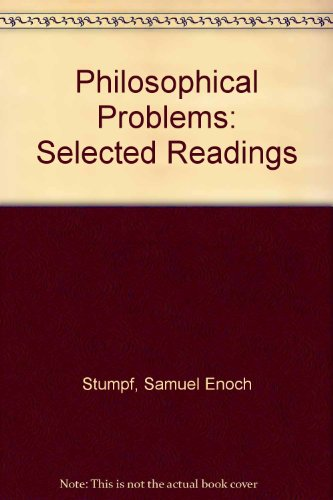 Philosophical Problems: Selected Readings