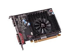XFX ATI Radeon HD6670 1 GB DDR3 VGA/DVI/HDMI PCI-Express Video Card HD667XZHF3