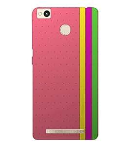 EPICCASE Modern Art Design Mobile Back Case Cover For Xiaomi Redmi 3S (Designer Case)