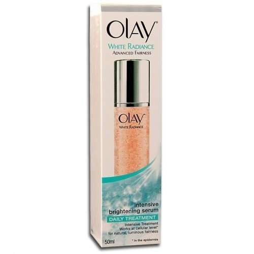 2X Olay White Radiance Advanced Fairness Intensive Brightening Serum 50Ml Best Price Free Shipping From Thailand front-1015940