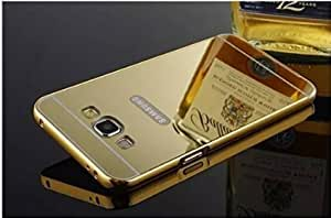 OIR Back Cover For Samsung Galaxy S6 Edge Plus - Gold