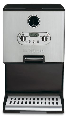 Christmas Cuisinart DCC-2000 Coffee-on-Demand 12-Cup Programmable Coffeemaker, Brushed Metal Deals