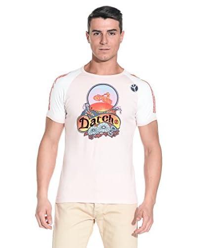 Datch T-Shirt Manica Corta [Rosa]