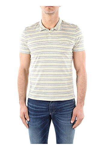 Polo Kenzo Uomo Cotone Multicolore 4RB5PO00339K42 Multicolor M