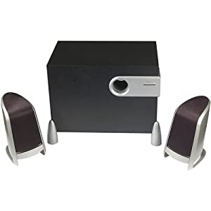 Philips MMS171-PC 2.1 Multimedia Speaker System