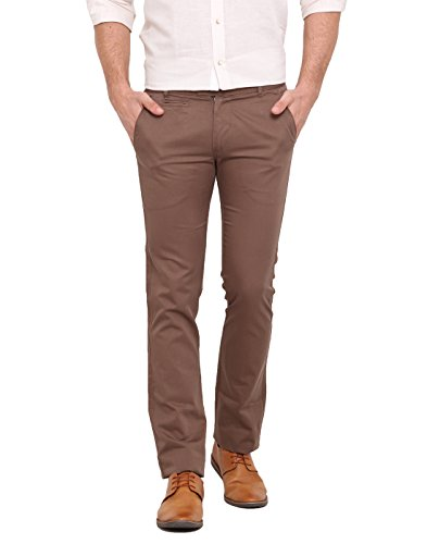 Ennoble Light Brown 2 Ply Chinos