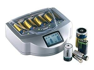 Silver Hawk Eco 2 Ladegerät für Alkaline Batterien und Akkus