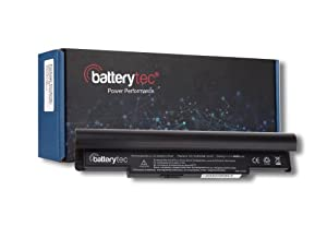 Battery TEC 11.10V,4400mAh,Li-ion,Replacement Laptop Battery for SAMSUNG N110, N110-12PBK, NC10, NC10 (black), NC20, SAMSUNG N120(white) Series,Compatible Part Numbers: AA-PB6NC6E, AA-PB6NC6W, AA-PB8NC6B, AA-PB8NC8B, AA-PL8NC6W, BA43-00189A