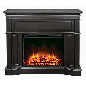Highfield Mantel Electric Fireplace