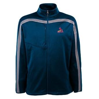 MLB Mens St. Louis Cardinals Viper Jacket by Antigua