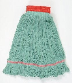 Prelaundered Mops ( MOP, PRELAUNDERED, LOOP, GREEN, LG ) 12 Each / Case odell education developing core literacy proficiencies grade 12