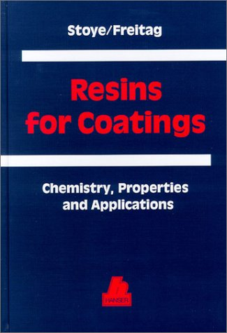 Resins for Coatings: Chemistry, Properties and Applications