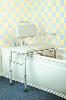 Comfy Transfer Bath Bench - 0% VAT Relief from Mobility Smart