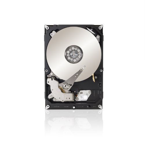 Seagate Terascale Hdd 4Tb 5900 Rpm Sata 6-Gb/S Ddr2 64Mb Cache Instant Secure Erase 3.5-Inch Internal Bare Drive St4000Nc000 front-343966