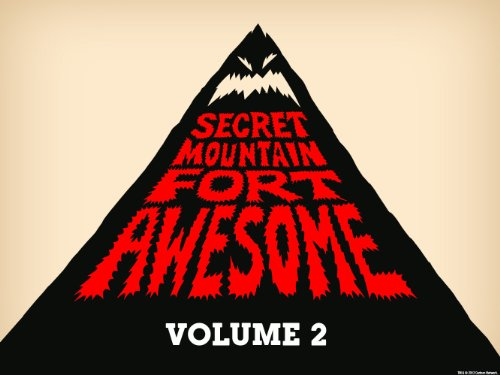Secret Mountain Fort Awesome Season 2