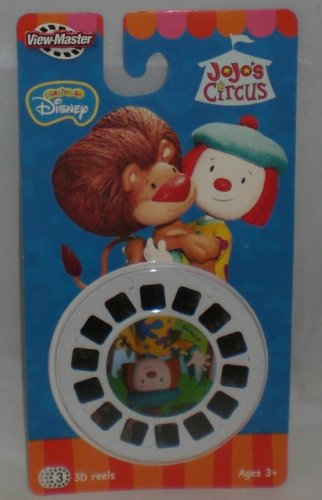 Imagen de JoJo Circo de View-Master 3 Reel Set - Playhouse Disney