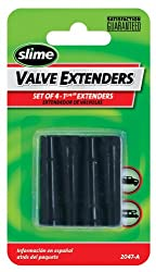 Slime 2047-A Plastic Valve Extenders 1-1/4″