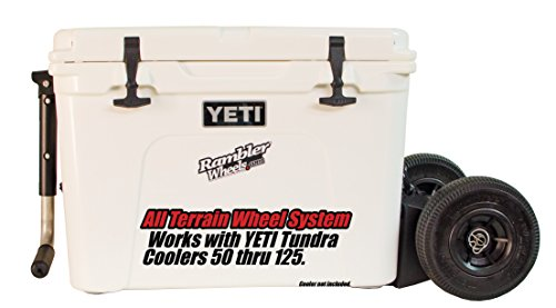 YETI Cooler All Terrain Wheel System - The Rambler X2