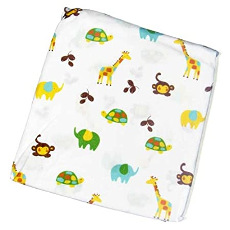 In the Jungle Fitted Sheet by Cocalo