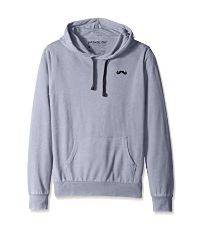 Spenglish Men's Hooded Pullover