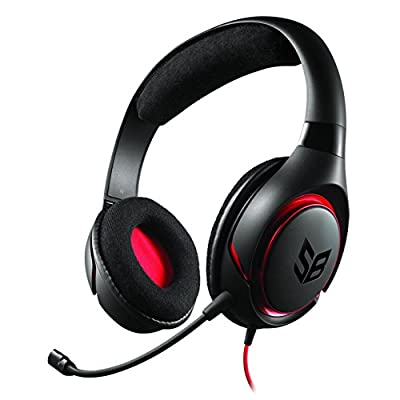 Creative SB Inferno Gaming Headset (PS4 / PC /MAC / Smart Devices) by Creative
