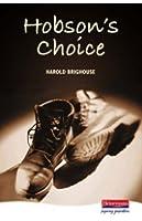 Hobson's Choice (Heinemann Plays For 14-16+)