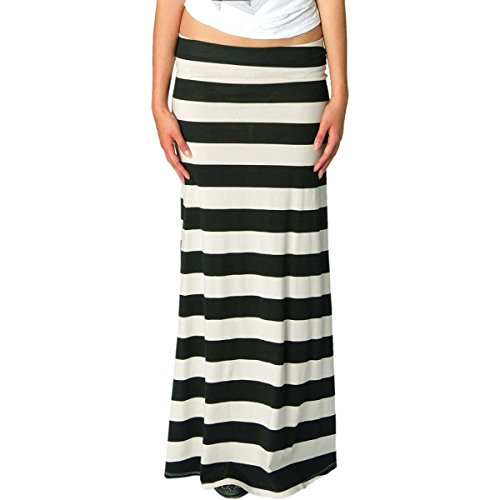 Fitted Maxi Skirt front-1052421