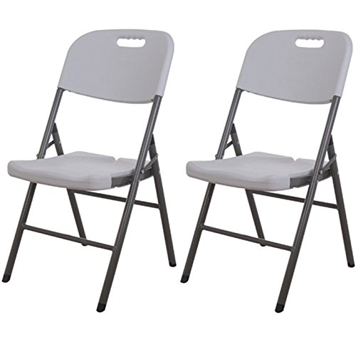 Portable Heavy Duty Folding Chairs 400 Lb Capacity