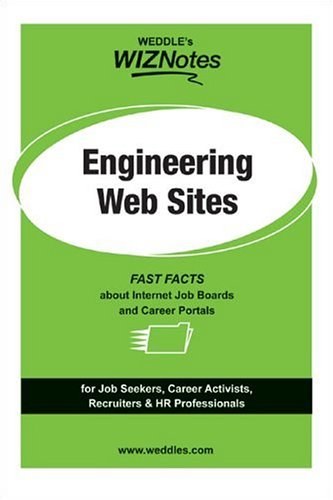 WEDDLE's WIZNotes: Engineering Web Sites: Fast Facts About Internet Job Boards and Career Portals