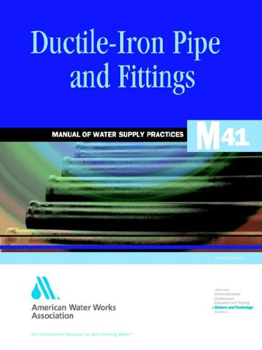 Ductile-iron pipe and fittings
