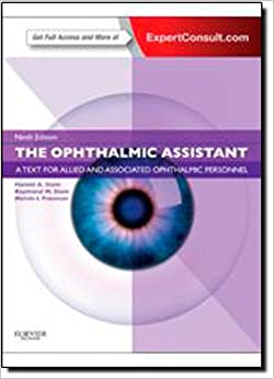 The Ophthalmic Assistant: A Text for Allied and Associated ...