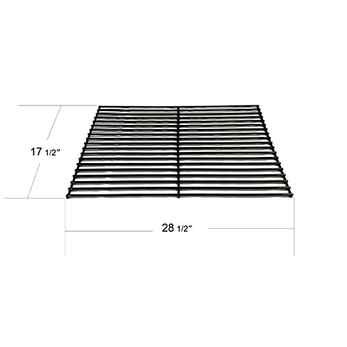 Porcelain Steel Wire Cooking Grid For Turbo 4-Burner Gas Grill