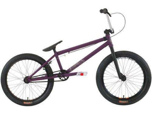 Premium Garrett 2011 BMX Bike Bicycle TRICK BIKE EggPlant