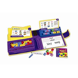 Click to buy Reading Games for Kids: Reading Rods Word Building Activity Setfrom Amazon!