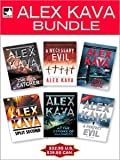 img - for Alex Kava Bundle book / textbook / text book