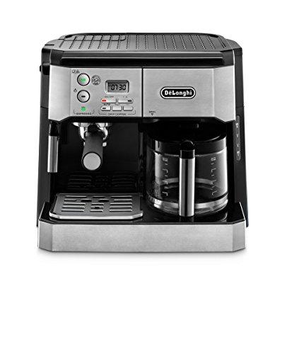 Delonghi America Bco430 Combi Coffee And Espresso Machine