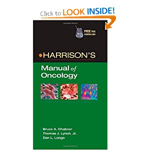 Harrison's Manual of Oncology – Bruce Chabner PDF