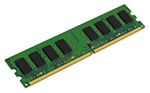 Kingston Technology 1 GB (1x1 GB Module) 667MHz DDR2 PC2-5300 240-Pin DIMM for Select HP/Compaq Desktops KTH-XW4300/1G