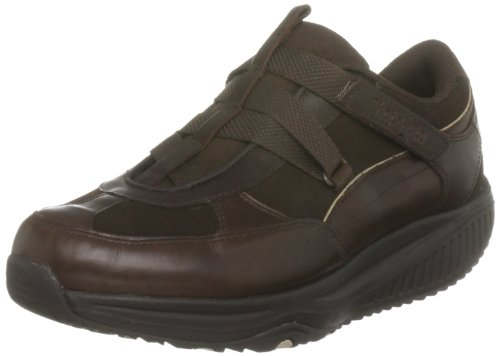 Skechers Women's Shape-ups Hydro Sports Shoe Brown UK 4