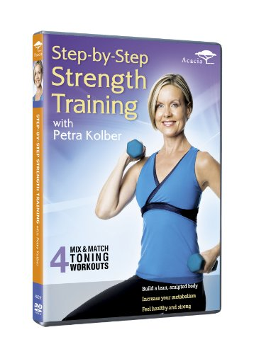 STEP BY STEP STRENGTH TRAINING [IMPORT ANGLAIS] (IMPORT) (DVD)